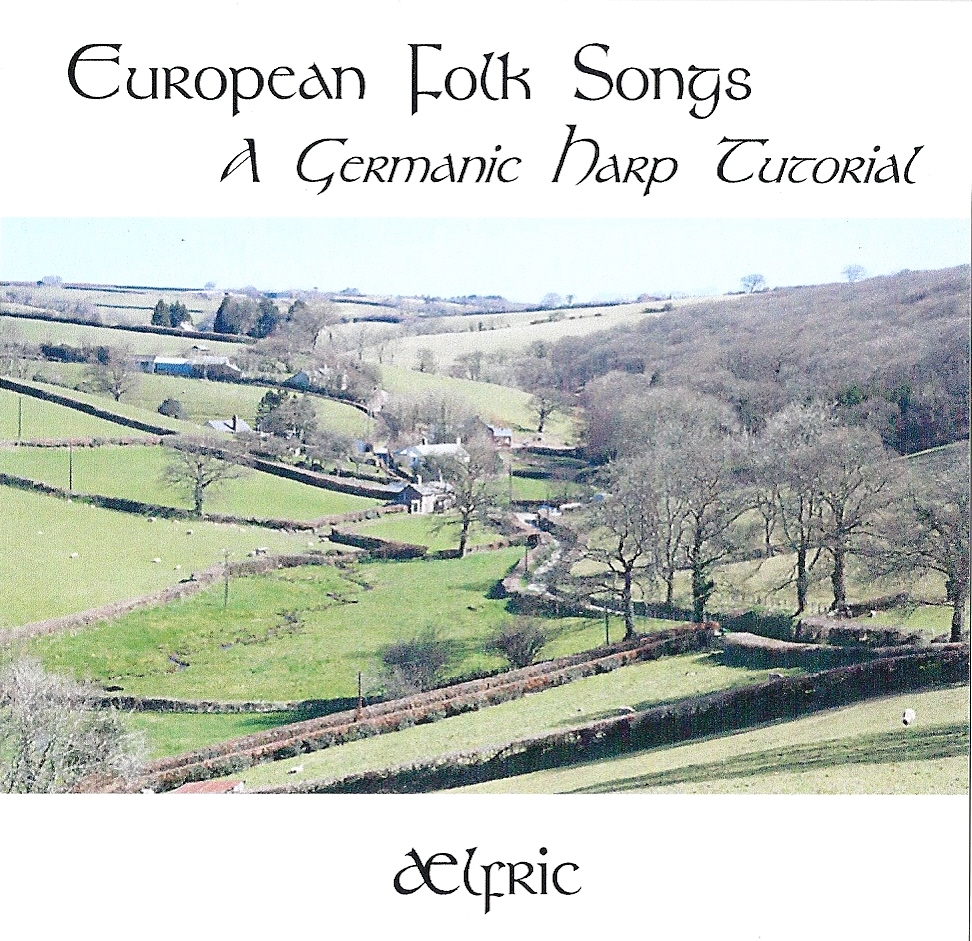 Aelfric - European Folk Songs Artwork