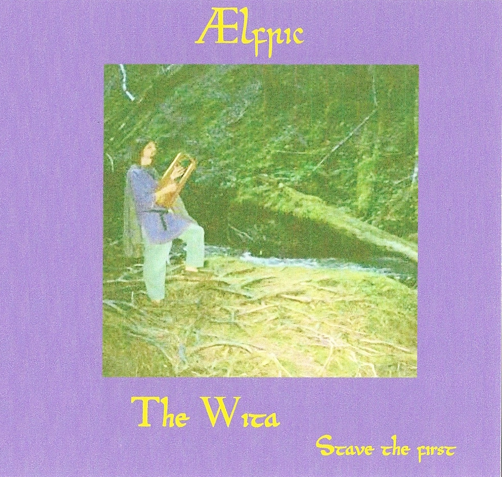 Aelfric - The Wita Artwork
